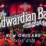 Inaugural Edwardian Ball New Orleans