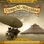5th Annual Steampunk Masquerade under Big Top Tortona