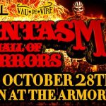 Phantasm: Halloween at the Armory 2017