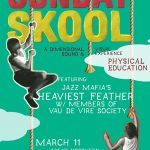 Sunday Skool: Physical Education flyer