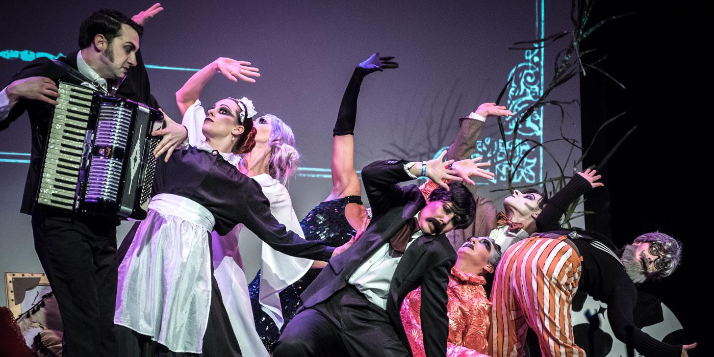 Vau de Vire Society - Events - The Edwardian Ball
