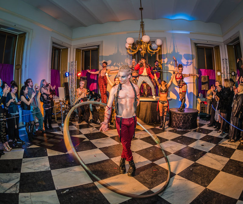 Vau de Vire Society - Events - New Bohemia NYE