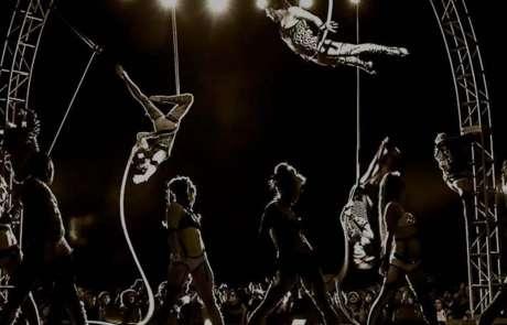 Vau de Vire Entertainment - Archie aerial structure