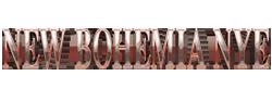 New Bohemia NYE logo