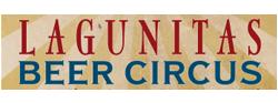 Lagunitas Beer Circus logo